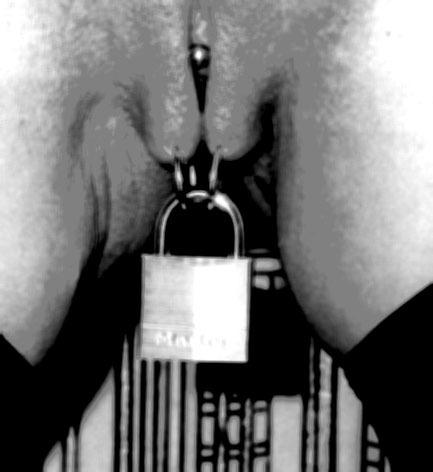 padlock piercing