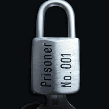 chastity lock with engravement